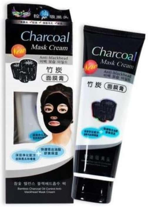 Bamboo Charcoal Face Mask  (130 g)