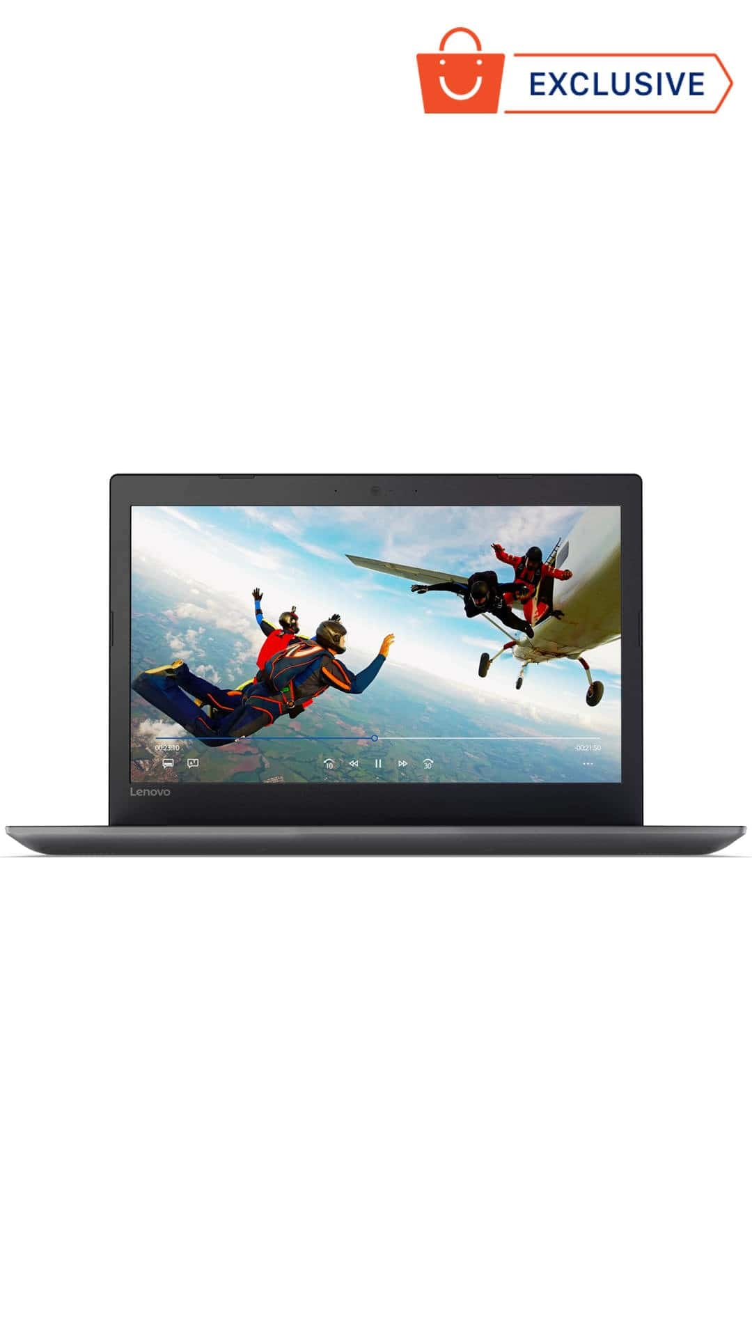 "Lenovo Notebook IP 310-15IKB (80TV02FGIH) (Intel Core i5 (7th Gen)/8GB/ 1TB HDD/15.6"" (39.62cm)/DOS) (Black)"