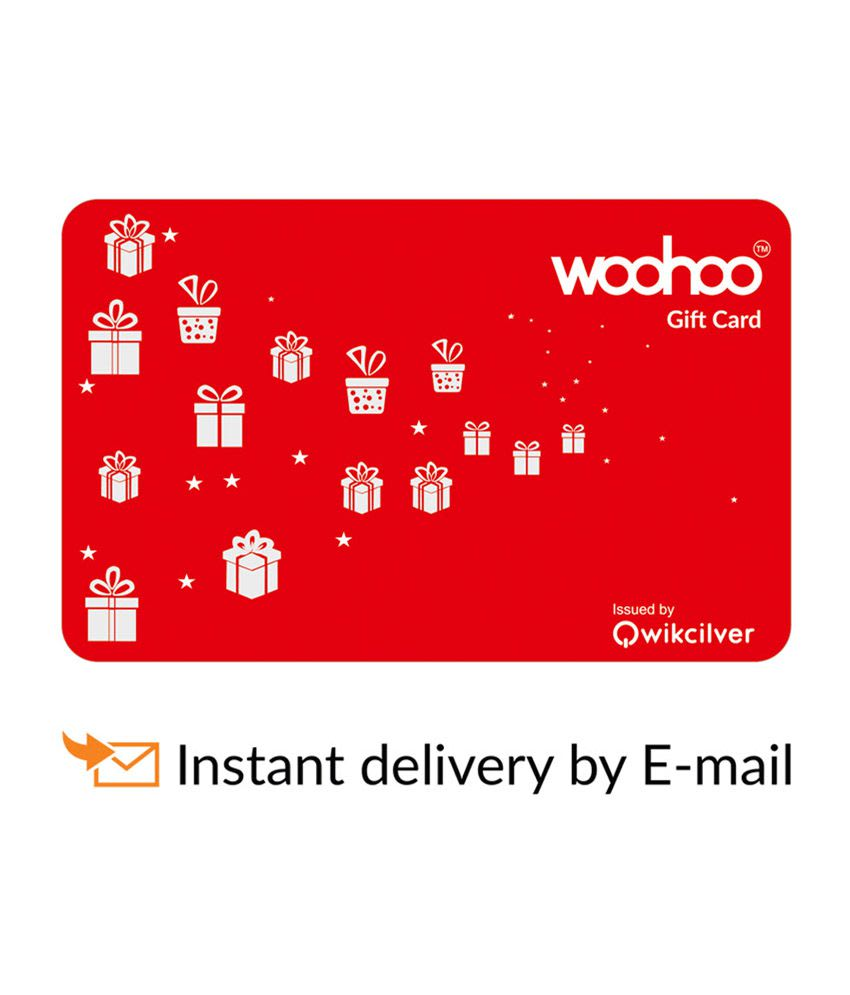 Snapdeal - Get 5% discount on Woohoo,zaggle,snapdeal GCs using HDFC credit cards.
