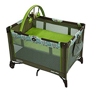 Graco Pack N Play on the Go Playard Sequoia (Multicolor)