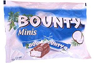 Bounty Bagged Minis, 227g
