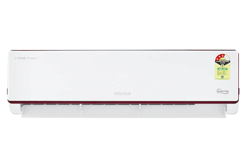 Voltas 1.4 Ton 3 Star Inverter Split AC (Copper, 173V JZJ, White)
