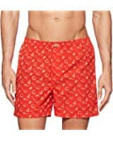 Flying Machine Men's Printed Boxers