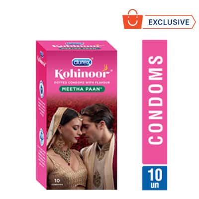Paytm Sexual Wellness Offer : Buy Kohinoor Condoms At Rs 18 [After Cashback]
