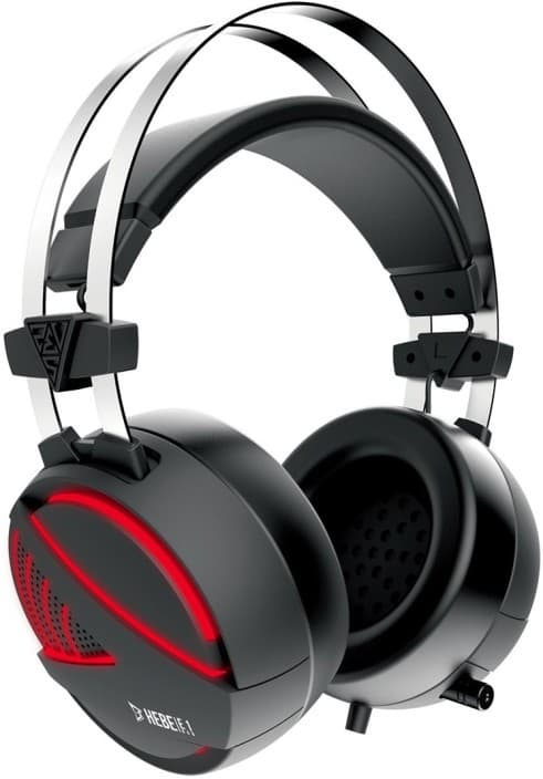 Gamdias HEBE E1 RGB Wired Headset with Mic