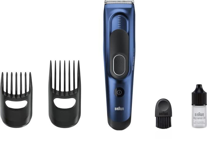 Braun HC5030 Shaver For Men  (Blue, Black)