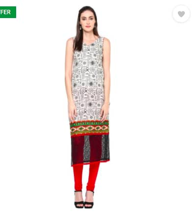 Upto 80% Off on Libas Women's Clothing
