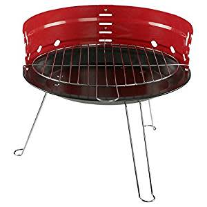 Miamour Barbeque Grill (Multicolour, Metal)