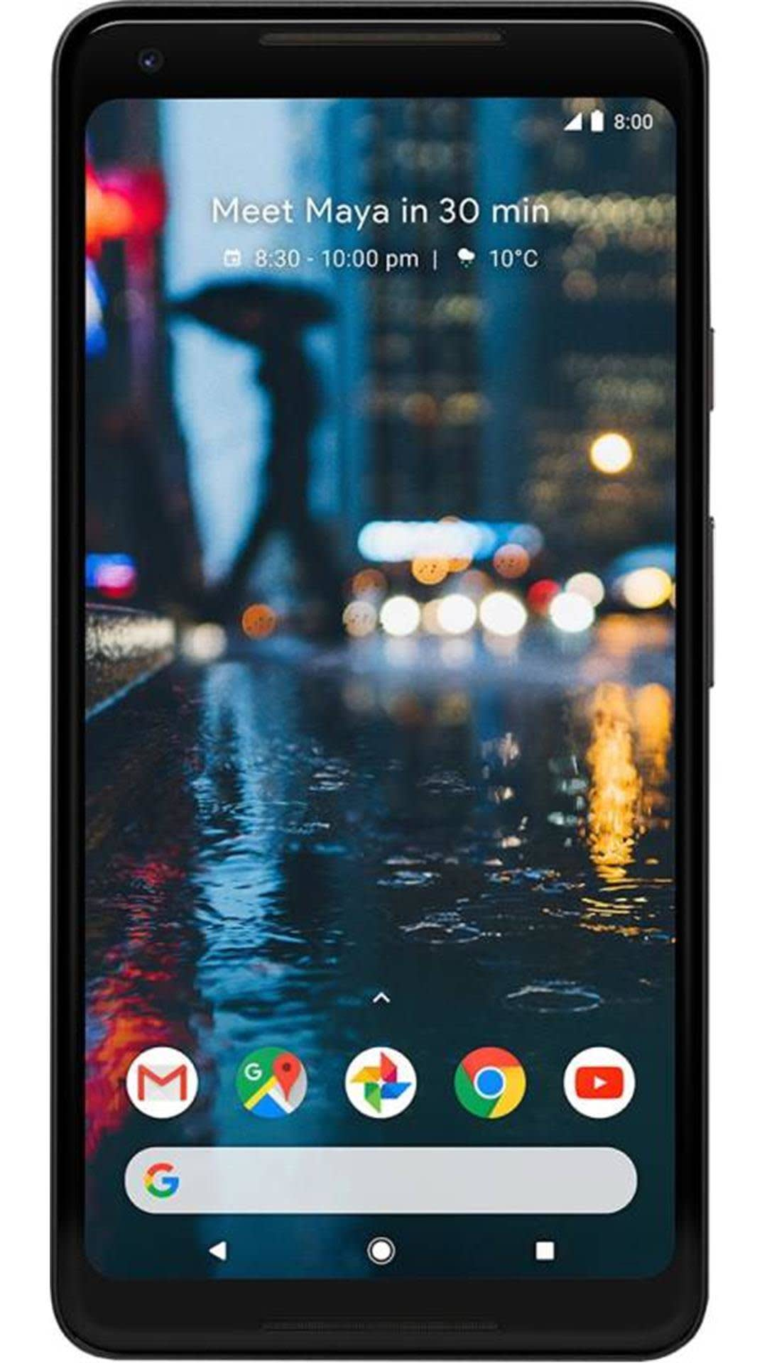 Google Pixel 2 XL 64 GB Just Black @ 47000