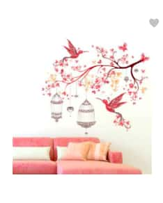 wallpaper & Home Decor & Home Furnishing Minimum 50% off - Flipkart