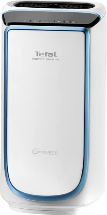 Tefal Intense Pure AirPU4015 Portable Room Air Purifier  (White)