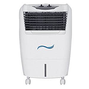 Maharaja Whiteline Frostair CO-116 22-Litre Air Cooler (White/Grey)