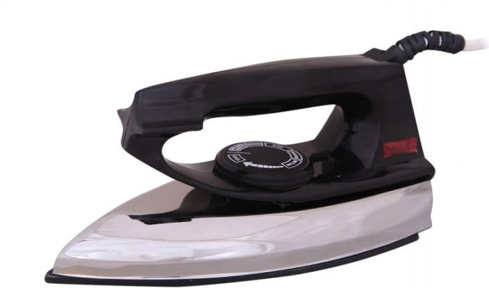 Four Star FS-009 Dry Iron  (Black)