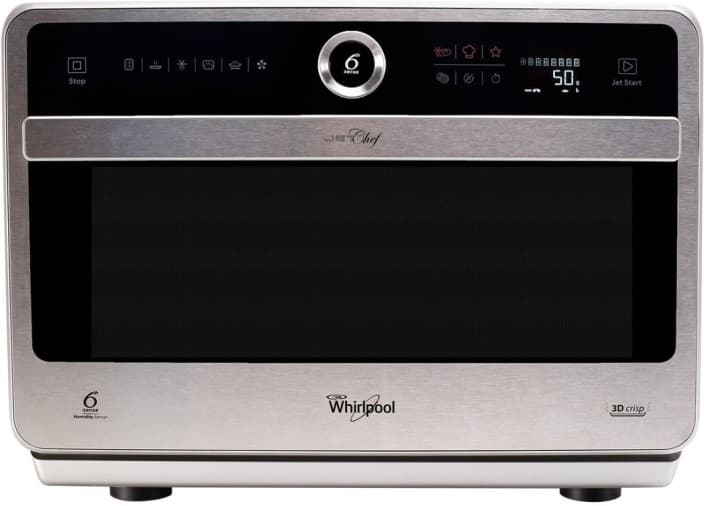 Whirlpool 33 L Convection & Grill Microwave Oven  (JET 479/JET CHEF 33 L, Inox)