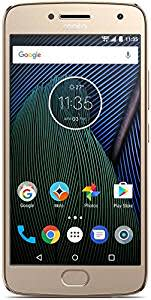 Moto G5 Plus 16 GB (3 GB RAM) Gold