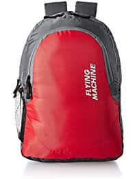 Amazon Selling Flying Machine Backpacks 50% to 72% off from Rs. 491.
