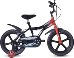 Hero Quicker 16T 16 T Road Cycle  (Single Speed, Red) @ Rs.2199
