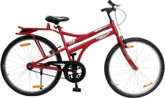 HERCULES Impulso RF 26 T Mountain Cycle  (Single Speed, Red) @ Rs.4199
